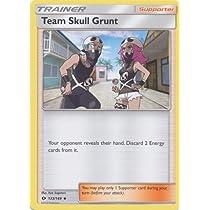 ポケモンカードゲーム 英語版 スカル団のしたっぱ/Pokemon Team Skull Grunt 133/149 Sun & Moon