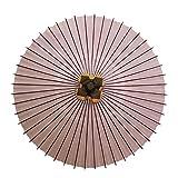 番傘 ビニルコーティング加工 白 実用番傘 雨傘 防水加工