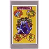 ジョジョの奇妙な冒険ABC [タロットカードエディション] タロットカード THE WORLD 21(ザ・ワールド)