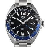 [タグホイヤー]TAGHEUER 腕時計 フォーミュラー1 キャリバー7 GMT ブラック WAZ211A.BA0875 メンズ [並行輸入品]