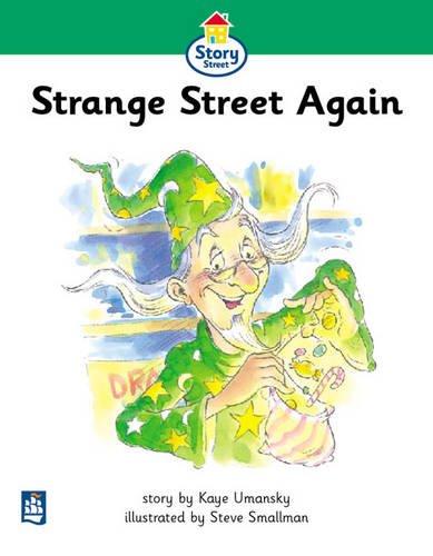 Story Street: Beginner Stage Strange Street Again (SS)の詳細を見る
