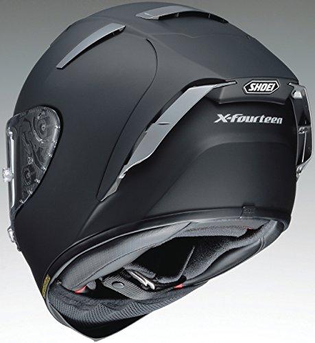 ショウエイ(SHOEI) バイクヘルメット フルフェイス ~ X-Fourteen マットブラック M(57~~58cm)~