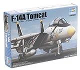 トランペッター 1/144 アメリカ海軍 F-14A トムキャット 03910 プラモデル