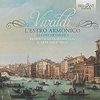 Vivaldi: 12 Concertos Op.3 by LEstro Armonico (2014-12-13)