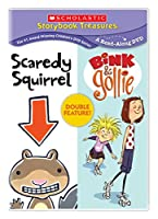 Scaredy Squirrel & Bink & Gollie Double Feature [DVD] [Import]