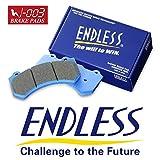 ENDLESS エンドレス ブレーキパッド W-003 リア用 フェラーリ 360 スパイダー - 38,880 円