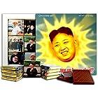 DA CHOCOLATE キャンディスーベニア ハッピィ・キム・ジョングン チョコレートギフトセット 13x13cm 1箱 (太陽)