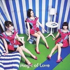 Perfume「Magic of Love」のジャケット画像