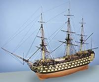 J9014 Jotika 木製帆船模型キット HMSビクトリー(和訳付属)