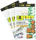 ヤマシタ(YAMASHITA) うみが好き サビキ UVK551TP 得トクパック 8-2-4