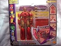 Shape Shifters: Ironman by toybiz