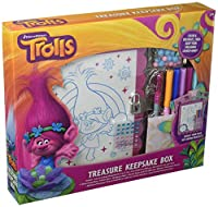 Dreamworks Trolls Treasure Keepsake Box