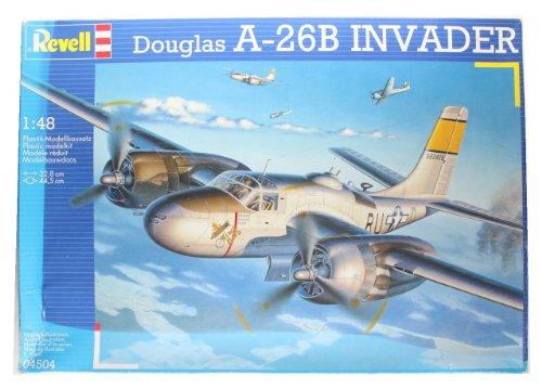レベル 1/48 ダグラス A-26B インベーダー