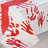 Bloody Hand Tablecover ブラッディハンドTablecover?ハロウィン?クリスマス?