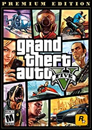 Grand Theft Auto V:プレミアム?オンライン?エディション【日本語版】|オンラインコード版