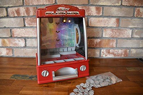 コイン落としマシン 自宅がゲームセンターに! /コインプッシャー /メダルゲーム /コイン落としゲーム/販促品/景品/プレゼント