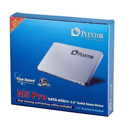 (並行輸入品)[PLEXTOR] プレクスター M5 Pro Series SSD 512GB(読込 540MB/s、書込 450MB/s) PX-512M5P(メーカー5年保証無し)