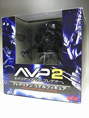 AVP2 プレデリアン リアルフィギュア ブラック彩色 ver