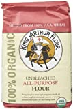 King Arthur Organic Artisan All Purpose Flour, 5 lb by King Arthur Flour [並行輸入品]