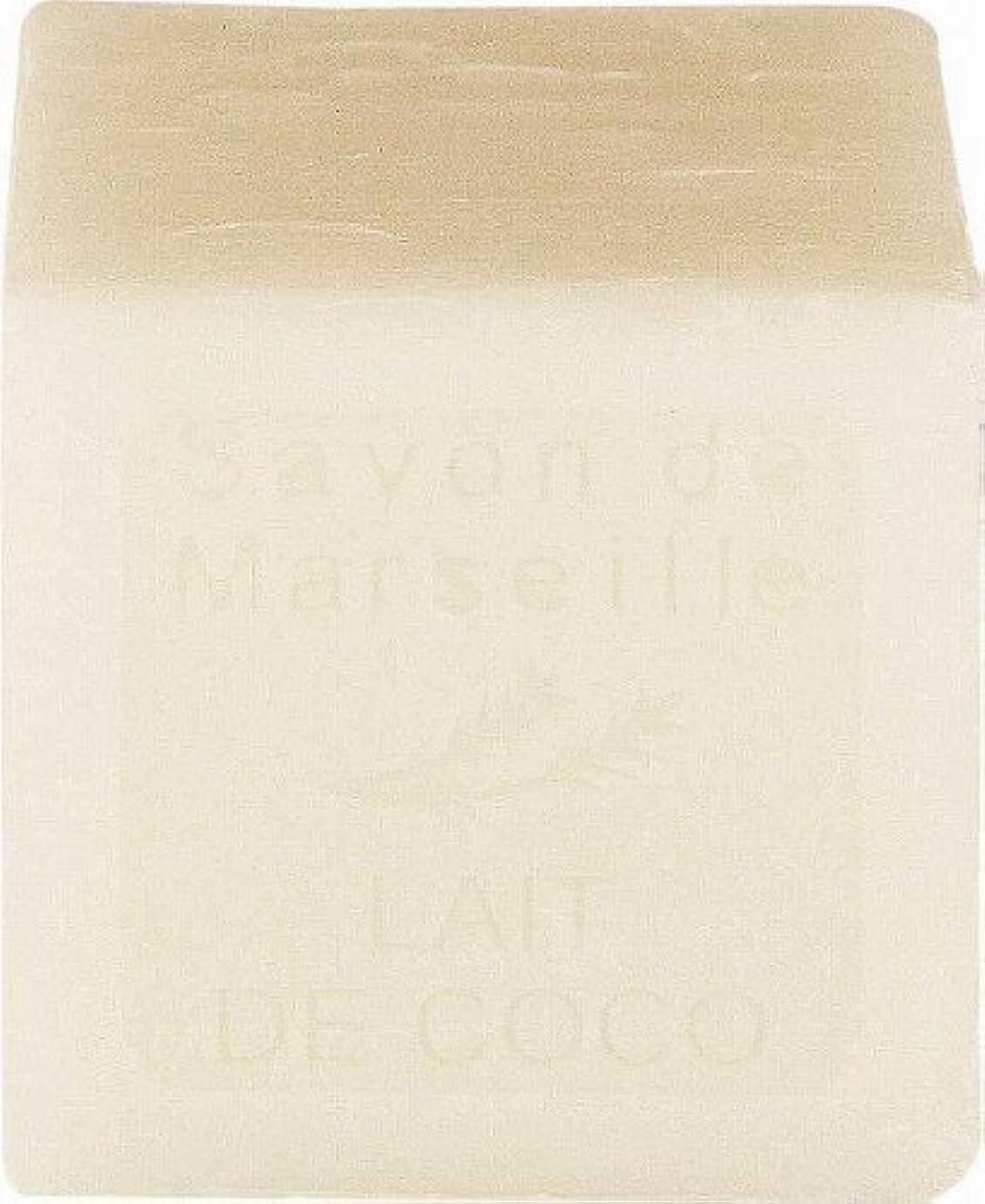 一時的煙突出費ル?シャトゥラール キューブソープ 100g ココナッツミルク CUBE100