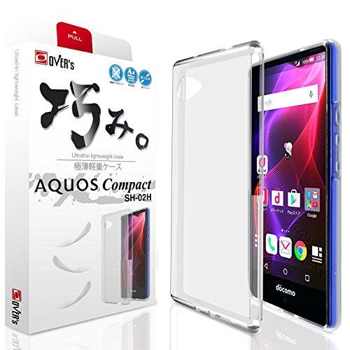 【 AQUOS Compact SH-02H ケース - 巧...