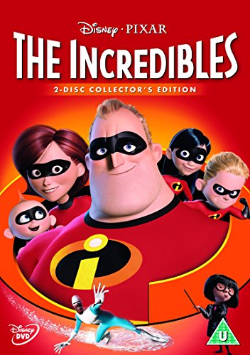 Incredibles, the [DVD]