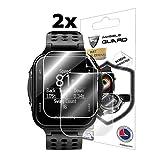 For Garmin Approach s20ゴルフウォッチ(SC) (2x) SmartwatchスクリーンプロテクターInvisibleウルトラHDクリアフィルムAnti Scratch..