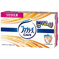 クルマ用置き型ファブリーズ ナチュラルシトラスの香り つけかえ用 130g
