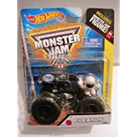 Monster JamフォックススポーツCleatusサッカー2014新しいトラック# 80 includes monster jam figure RARE by N / A [並行輸入品]