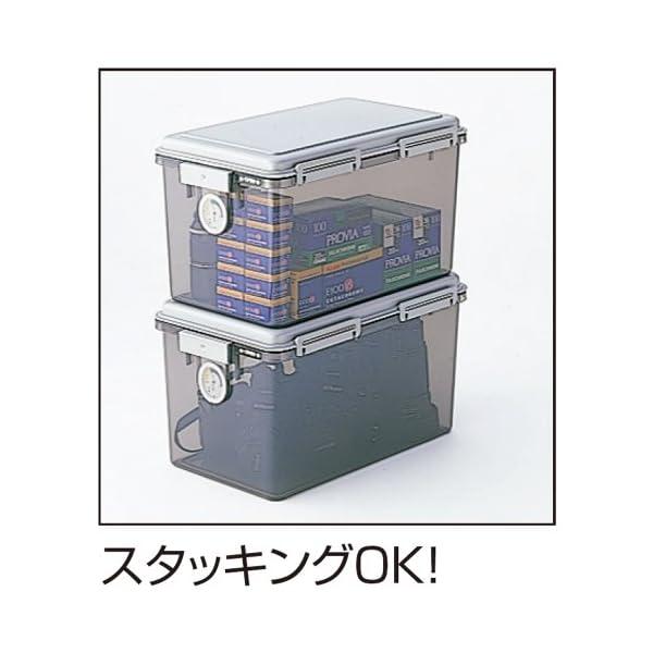 ナカバヤシ キャパティ ドライボックス27L ...の紹介画像3