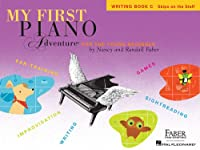 My First Piano Adventure For the Young Beginner: Writing Book C, Skips on the Staff (Piano Adventure's)