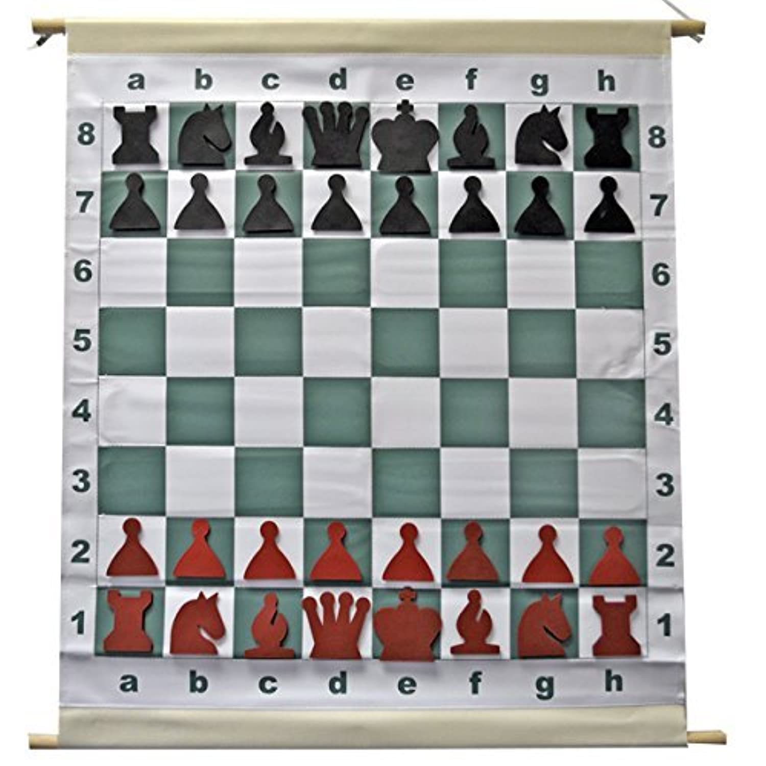 Wholesale Chess Magnetic Chess Demo Board by Wholesale Chess [並行輸入品]