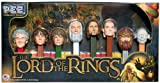 PEZ ペッツ ロード・オブ・ザ・リング、厚足、8種入りボックスセット The Load of the Rings