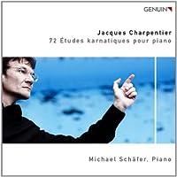 72 Etudes Karnatiques Pour Piano by JACQUES CHARPENTIER (2012-11-13)