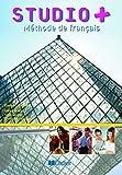 Cover of Studio Plus: Livre d'eleve