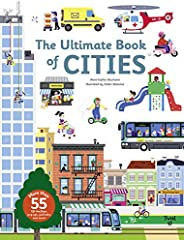 Ultimate Book of Cities: 4