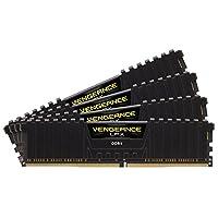 CORSAIR DDR4 メモリモジュール VENGEANCE LPX シリーズ 4GB×4枚キット CMK16GX4M4B3600C18