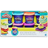 Play Doh - Kitchen Creations - Variety Pack - 8 Cans of Plus Compound - Softer Smoother Texture - Ages 2+