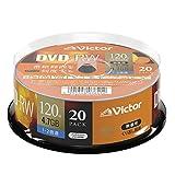 VHW12NP20SJ1 [DVD-RW 2倍速 20枚組]