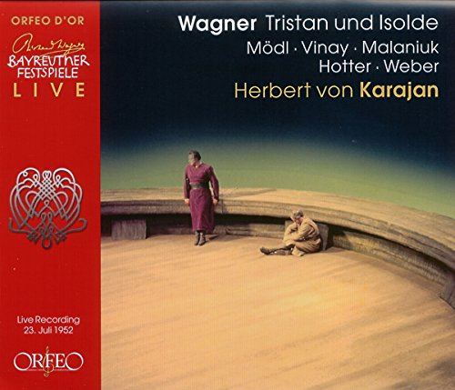 ワーグナー:楽劇「トリスタンとイゾルデ」 (3CD)