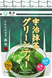 森半 宇治抹茶グリーンティー 150g×8個