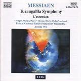 Messiaen: Turangalila Symphony/L'ascension