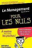 Le management pour les nuls (édition 2008)