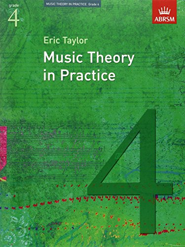 『Music Theory in Practice, Grade 4 (Music Theory in Practice (ABRSM))』のトップ画像