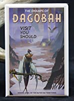 Dagobah Travel Poster Refrigerator Magnet. by Player One Collectables