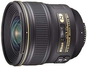 Nikon 単焦点レンズ AF-S NIKKOR 24mm f/1.4G ED フルサイズ対応