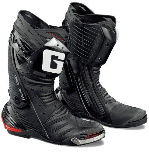 GAERNE(ガエルネ) レーシングシューズ GP-1 / ジーピーワン ブラック 26.5cm 【総輸入元:ジャペックス】