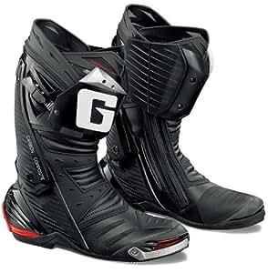 GAERNE(ガエルネ) レーシングシューズ GP-1 / ジーピーワン ブラック 27.0cm 【総輸入元:ジャペックス】