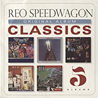 REO SPEEDWAGON - CLASSICS (5 CD)