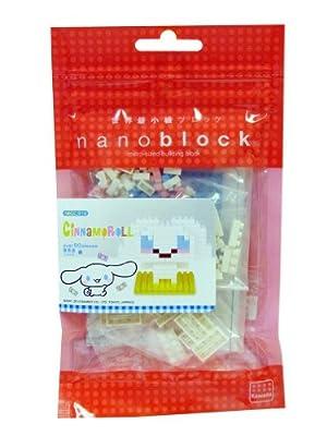 Nanoblock ナノブロック Cinnamoroll Kawaii series NBCC-012 フィギュア ダイキャスト 人形(並行輸入)